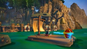 Об игре Disney Epic Mickey 2: The Power of Two